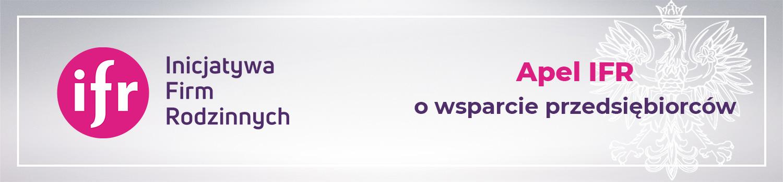 APEL O WSPARCIE PRZEDSIĘBIORCÓW